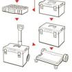Kokkusobivad tööriistade moodulsüsteemid