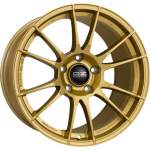 OZ alumiinivanne Racing Ultralegg Gold, 17x8. 0 5x114. 3 ET48