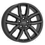 DEZENT Valuvelg TE dark, 17x7. 5 5x108 ET48