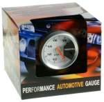 volttimittari led 8-18v 52mm vaihdettava taustavalaistus 7 eri värivaihtoehtoa