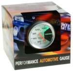 vedenlämpömittari led sähköinen 52mm vaihdettava taustavalaistus 7 eri värivaihtoehtoa