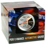 turbomittari led vaihdettava taustavalaistus 7 erilaista väri