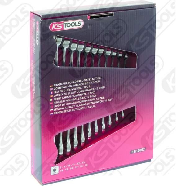 17 mm Llave combinada KS Tools 517.0617 CLASSIC