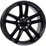 ALUTEC Valuvelg X10 racing-black, 160x7. 0 5x120 ET31 Keskava 72