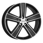 DEZENT Valuvelg TH Dark, 16x7. 0 5x114. 3 ET40 Keskava 71