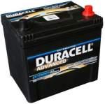 DURACELL Advanced 60Ah 510A 233x173x225 -+ DA60