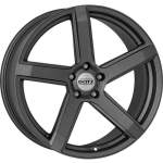 DOTZ Alloy Wheel CP5 Graphite, 16x7. 0 5x108 ET45 middle hole 70