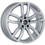 MAK Alloy Wheel Fahr Silver, 17x8. 0 5x112 ET30 middle hole 66