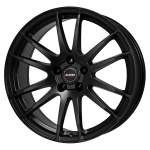 ALUTEC Valuvelg Monstr Black, 16x6. 5 5x114. 3 ET40 Keskava 70