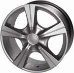 Devino Alloy Wheel 16x7 5x110 ET38 middle hole 73, 1