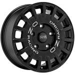 OZ alumiinivanne Rally Racing Black, 18x7. 5 5x160 ET48 keskireikä 65