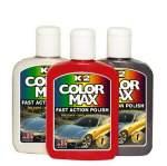 K2 color max 200ML dark grey polishing wax
