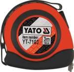 YATO YT-7103 rullamitta 3M X16MM NYLON , magneetti