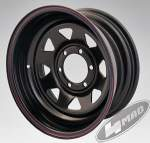 4MAD vanne Off Road musta 16x7 Et-35 (6x139, 7)