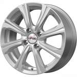 iFree Alloy Wheel Aperol Silver, 15x6. 0 4x100 ET40 middle hole 67