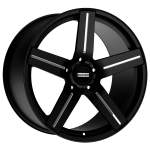 Fondmetal Valuvelg STC1 Black Mill, 20x9. 0 ET Keskava 72