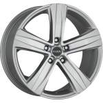 MAK Alloy Wheel Stone 5 Silver, 15x6. 0 5x139. 7 ET0 middle hole 08