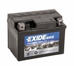 Exide Motoaku 3AH/50A 12V AGM 12-4 -+ 4908  113x70x85