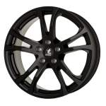 ITWHEELS 5. 5x14, 4x108, CH 63, 3, ET: 40; wheel aluminium Michelle Black matt