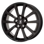ITWHEELS 6. 5x16, 5x108, CH 63, 4, ET: 50; wheel aluminium Alice Gloss black