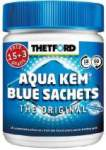 WC kemikaal Thetford Aqua Kem Sachets tabletid 15tk + 3tk lisa
