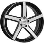 DOTZ Alloy Wheel CP5 Dark, 16x7. 0 4x100 ET38 middle hole 60