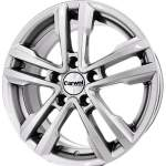 Carwel Alloy Wheel Allaki Silver, x0. 0 ET middle hole