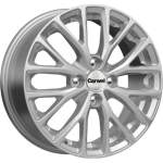 Carwel Alloy Wheel Huko Silver, x0. 0 ET middle hole