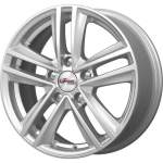 iFree Alloy Wheel Katar Hyper Silver, x0. 0 ET middle hole