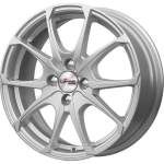 iFree Alloy Wheel Takeshi Silver, x0. 0 ET middle hole