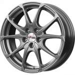 iFree Alloy Wheel Takeshi Hyper Sil, x0. 0 ET middle hole