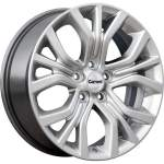Carwel Alloy Wheel Lum Silver, x0. 0 ET middle hole