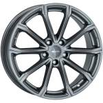 MAK Alloy Wheel DaVinci M-Titan, 16x6. 0 5x100 ET35 middle hole 57