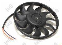 ABAKUS  Ventilaator, mootorijahutus 003-014-0002