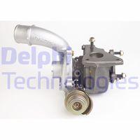 DELPHI  Kompressor, ülelaadimine HRX101