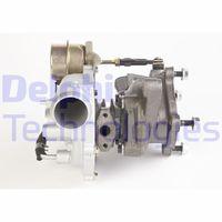 DELPHI  Kompressor, ülelaadimine HRX104