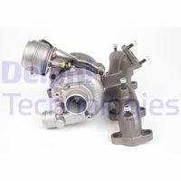 DELPHI  Kompressor, ülelaadimine HRX109