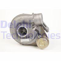 DELPHI  Kompressor, ülelaadimine HRX113