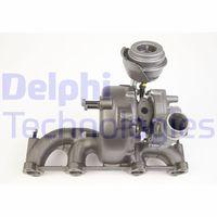 DELPHI  Kompressor, ülelaadimine HRX115