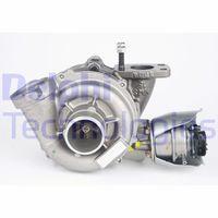 DELPHI  Kompressor, ülelaadimine HRX126