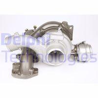 DELPHI  Kompressor, ülelaadimine HRX127