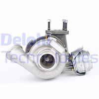 DELPHI  Kompressor, ülelaadimine HRX132
