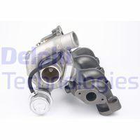 DELPHI  Kompressor, ülelaadimine HRX133