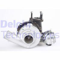 DELPHI  Kompressor, ülelaadimine HRX139