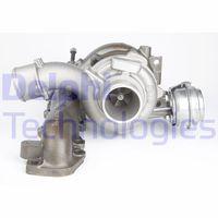 DELPHI  Kompressor, ülelaadimine HRX143