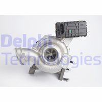 DELPHI  Kompressor, ülelaadimine HRX145