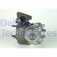 DELPHI  Kompressor, ülelaadimine HRX184
