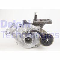 DELPHI  Kompressor, ülelaadimine HRX302