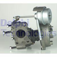 DELPHI  Kompressor, ülelaadimine HRX317