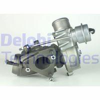 DELPHI  Kompressor, ülelaadimine HRX321